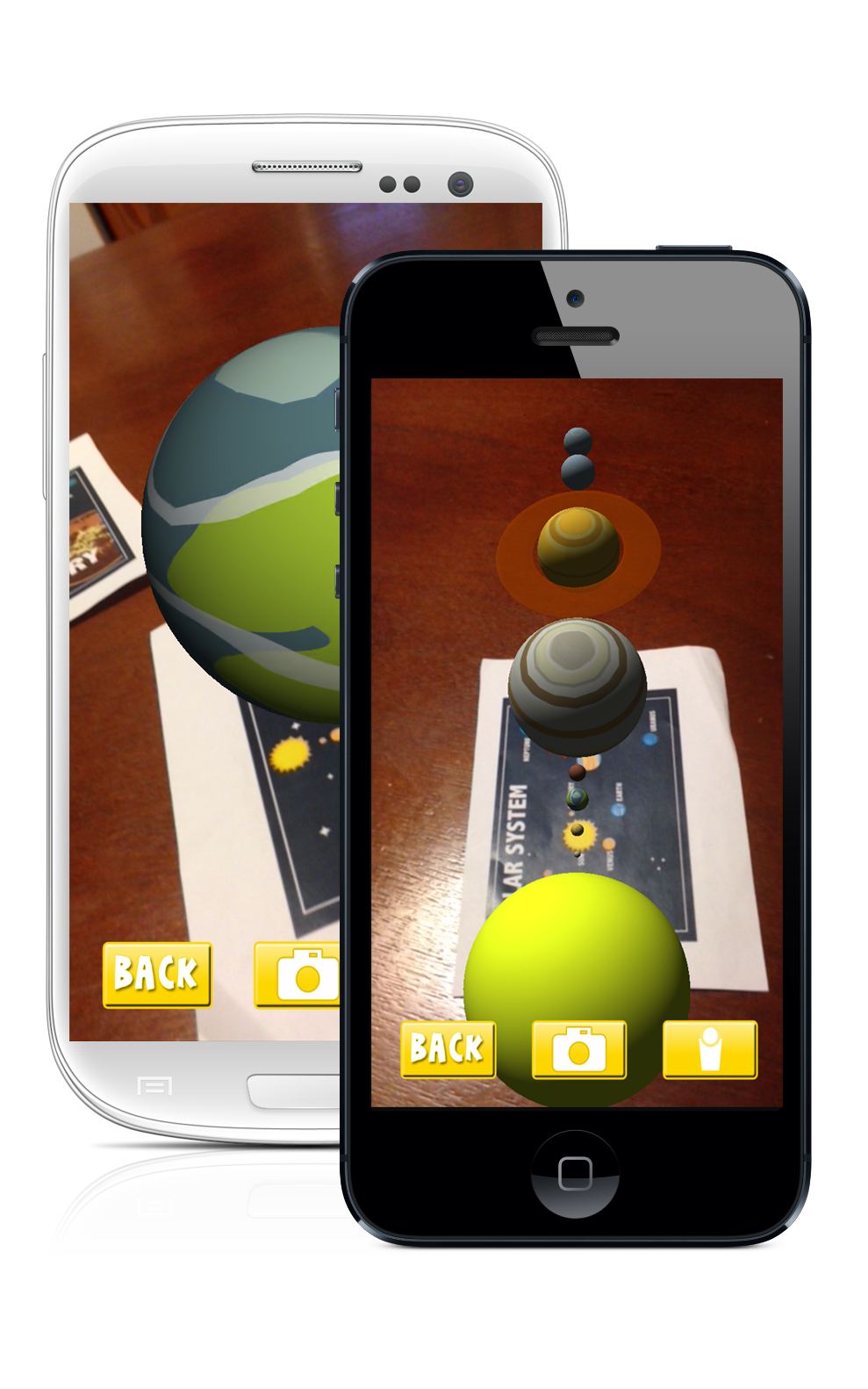 AR Flashcards Space is Here!!