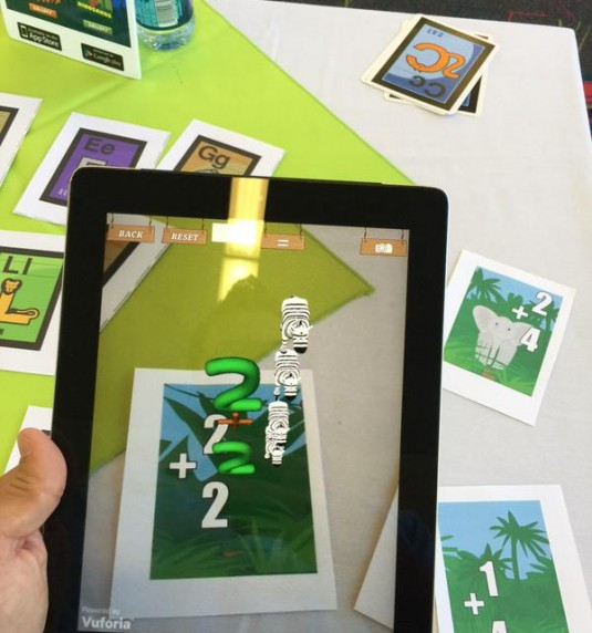 AR Flashcards Addition Coming Soon!