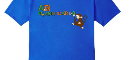 AR Flashcards Shirts!