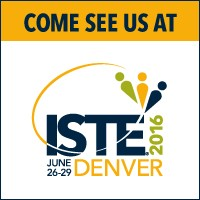 Come See us at ISTE!